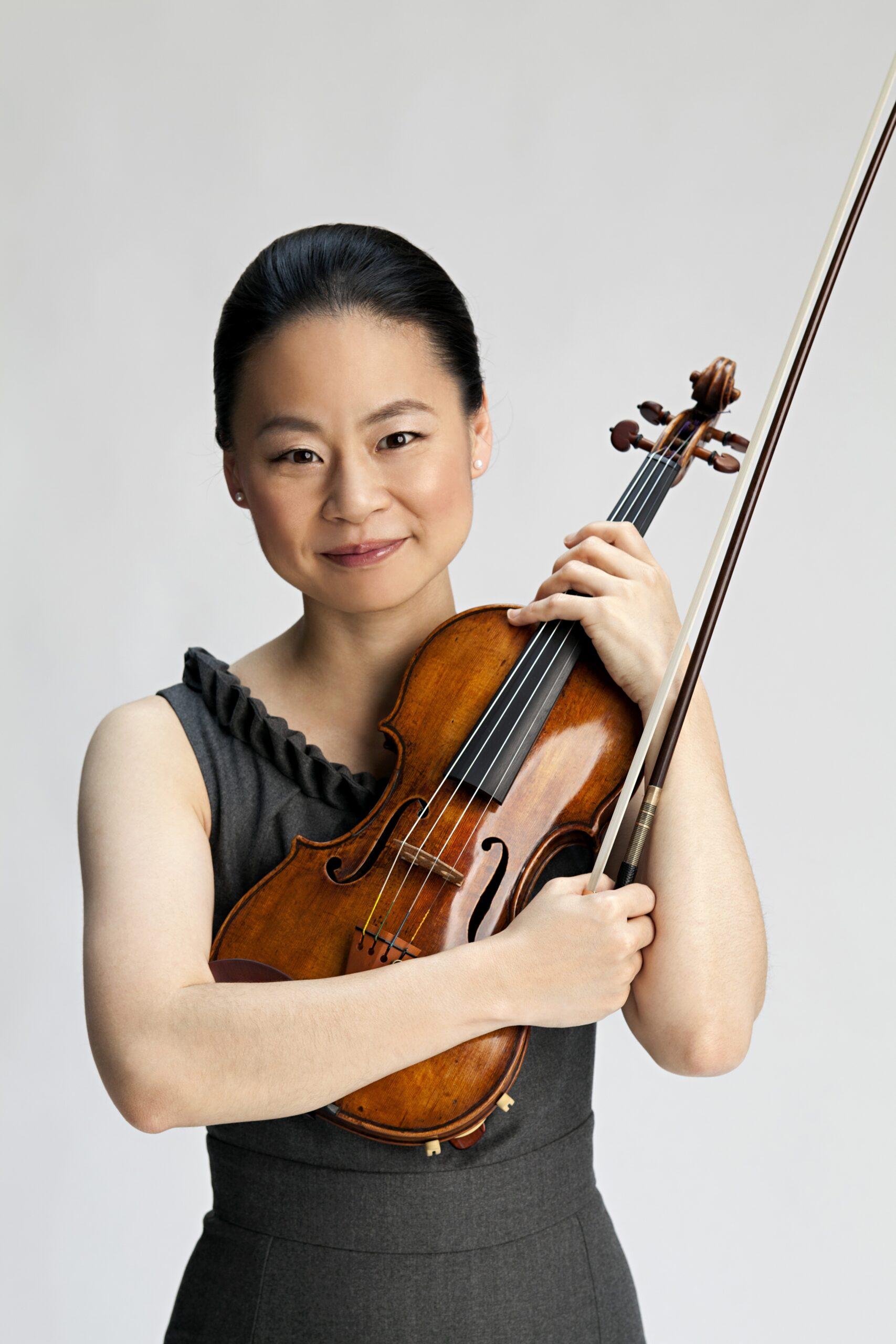 Midori, Japanese-American Violinist