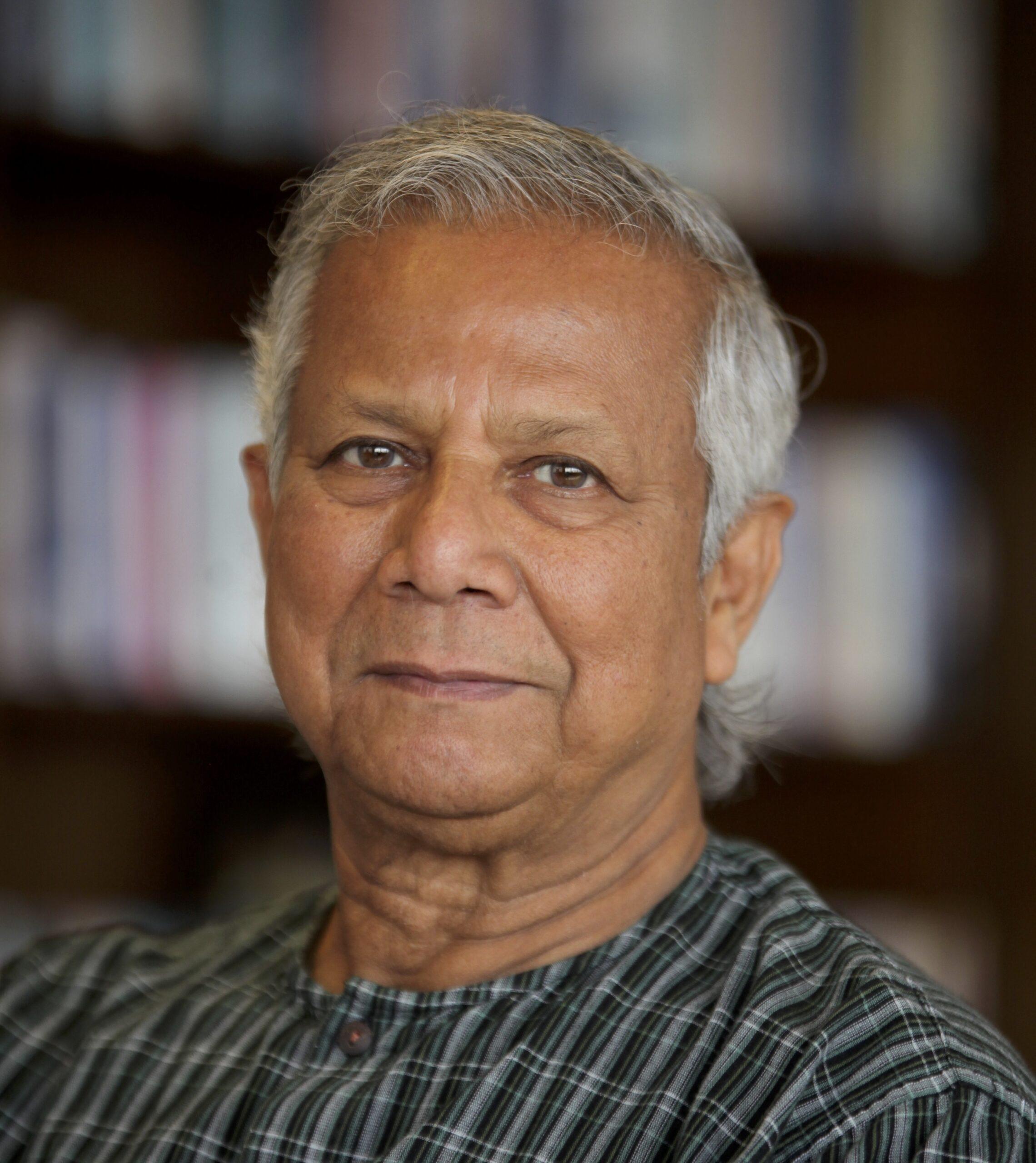 Muhammad Yunus, Nobel Laureate Professor