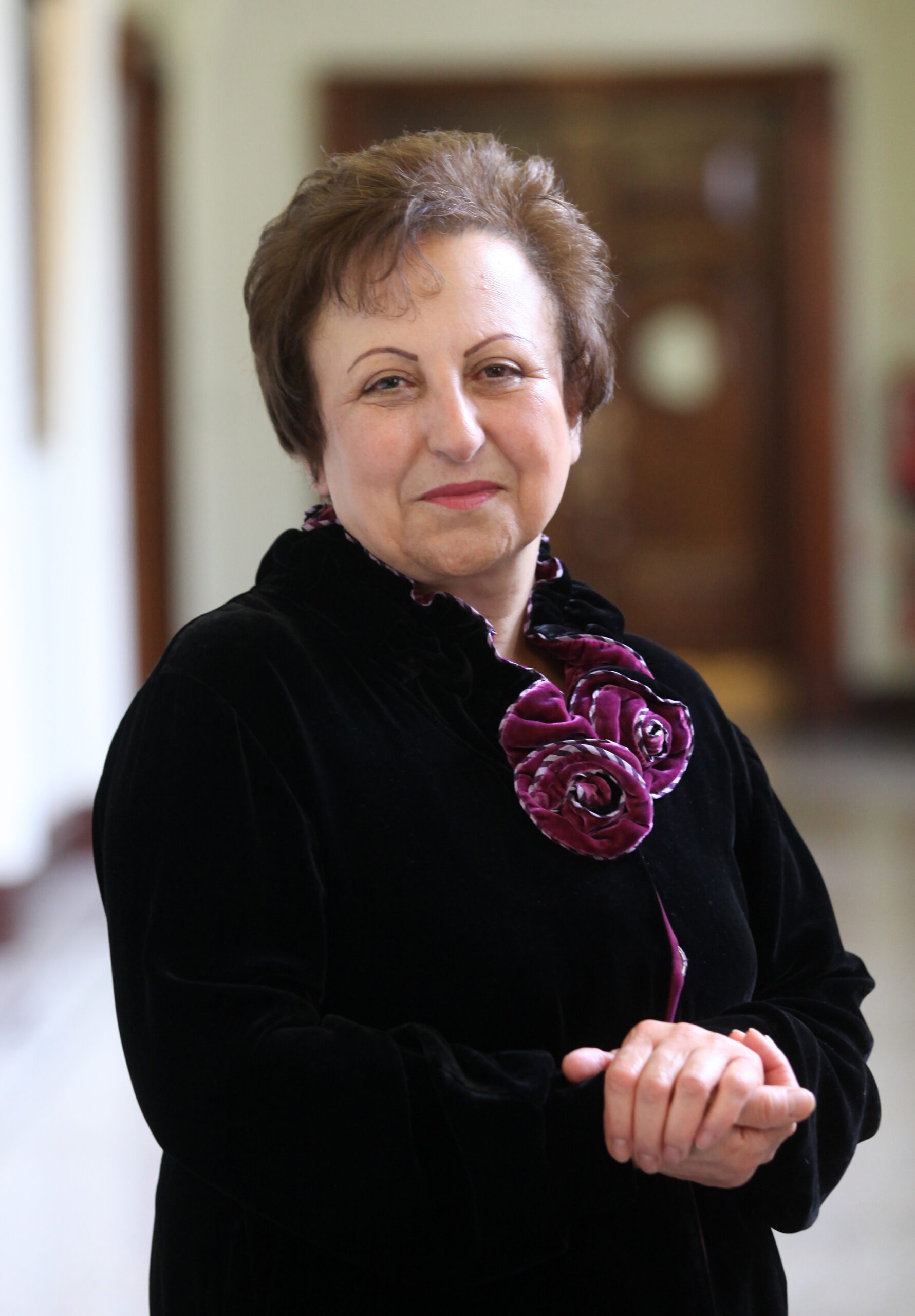 Dr. Shirin Ebadi, The First Female Peace Prize Laureate from the Islamic World